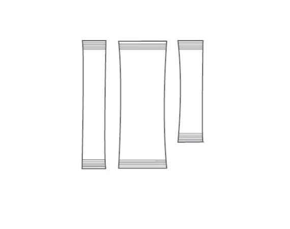 Envase tipo flow pack