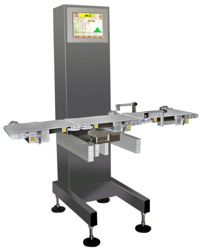 Maquinaria envasado control de peso