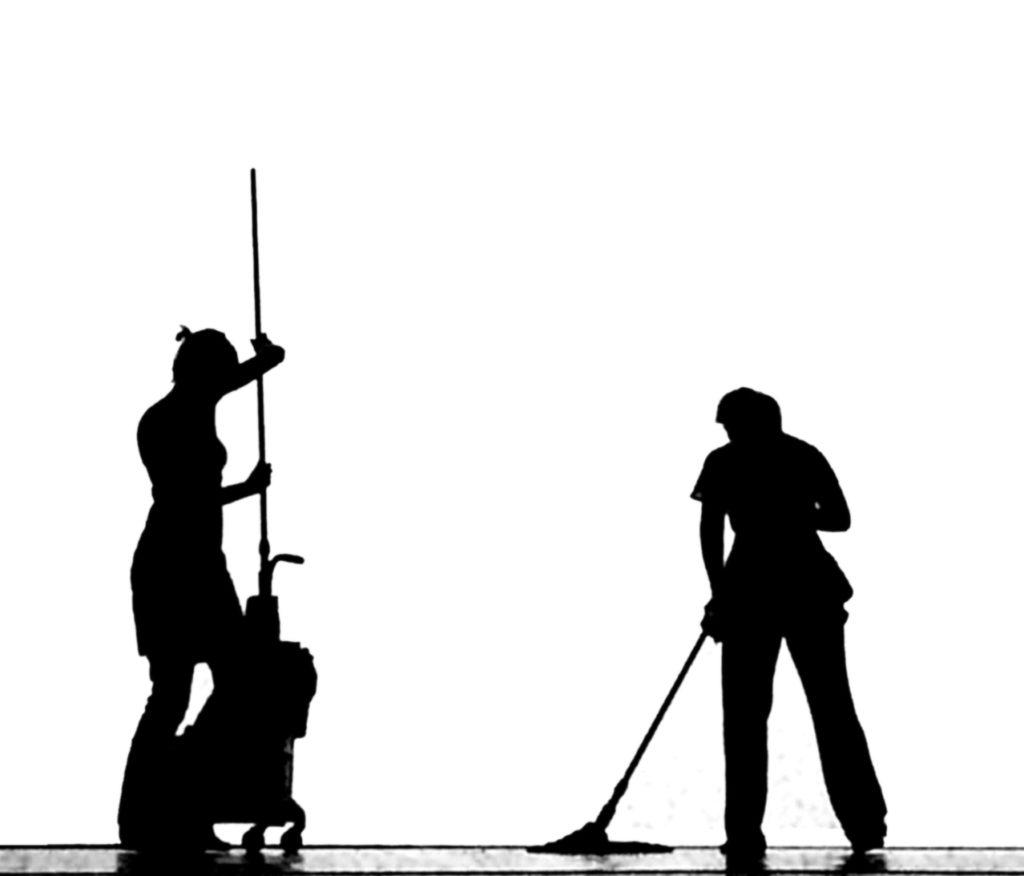 Limpieza, seguridad e higiene en el trabajo